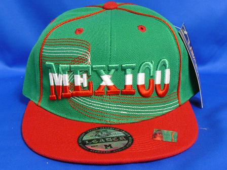 View detail information about 'N03MEX01 / Price: Contact (info@capbanks.com)' - LEADER FLAT-BRIM